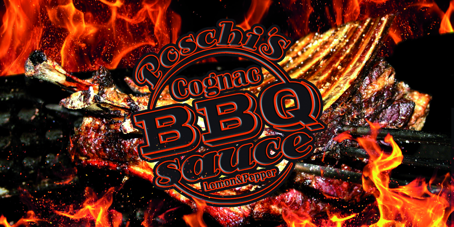 Poschis BBQ sauce