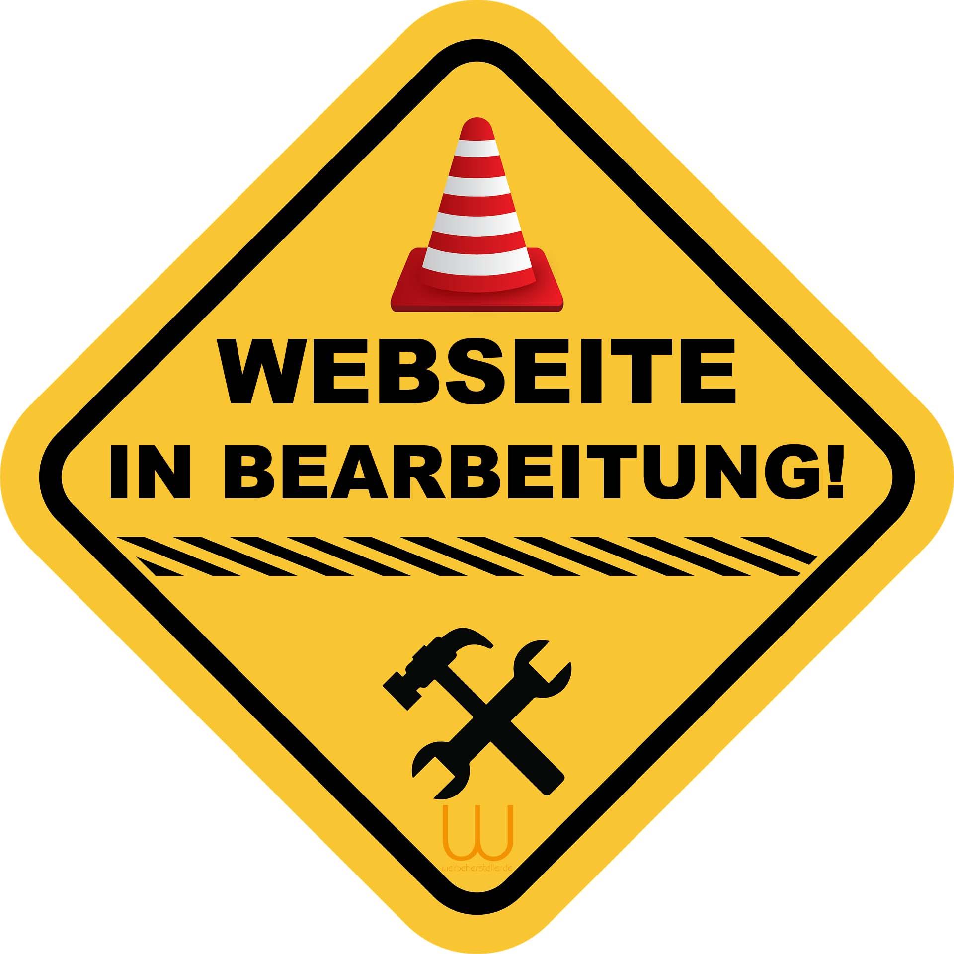 Werbehersteller.de_Webseite-in-Bearbeitung